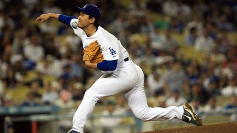 South Korea: Chan Ho Park, MLB