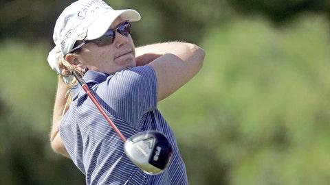 Sweden: Annika Sorenstam, Golf