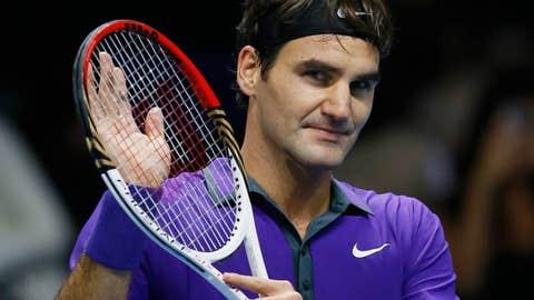 Switzerland: Roger Federer, Tennis