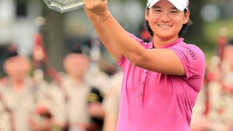 Taiwan: Yani Tseng, Golf
