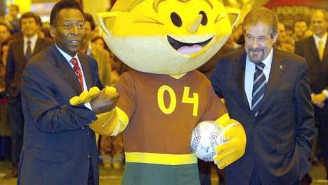 Brazil: Pele, Soccer