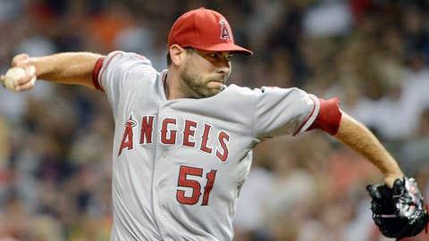 Jordan Walden, Angels to Braves