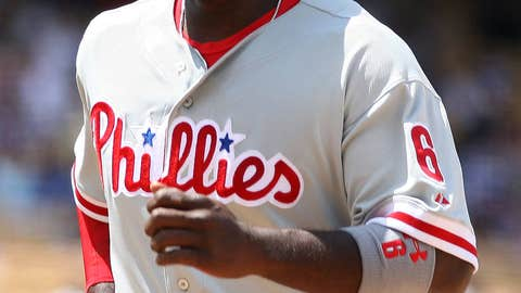 Ryan Howard, Philadephia Phillies, $25 million per year