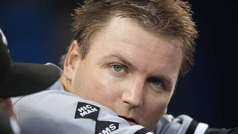 A.J. Pierzynski to Rangers