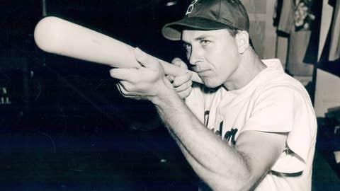 Gil Hodges, Marines