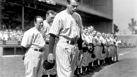 'Pride of the Yankees' (1942)