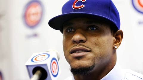 Edwin Jackson to Cubs