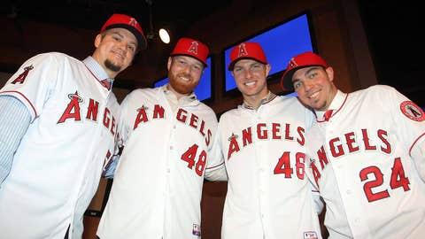 Loser: Los Angeles Angels