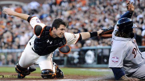 Could we see a repeat of the Giants-Tigers World Series?