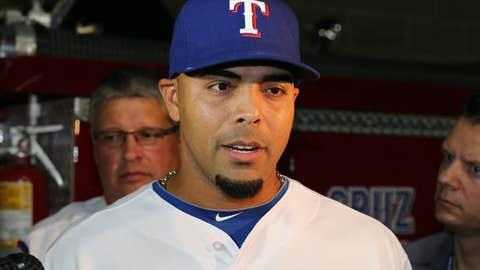 Loser: Texas Rangers