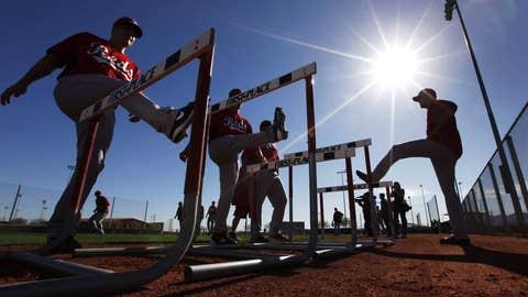 Overcoming hurdles