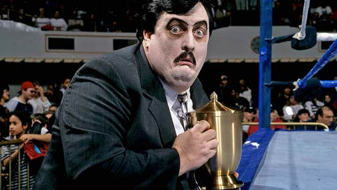 William Moody aka 'Paul Bearer'