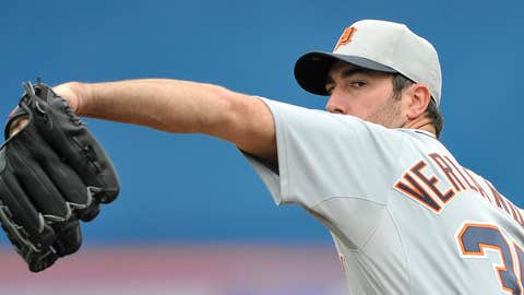 Justin Verlander, Detroit Tigers, $25.7 million per year