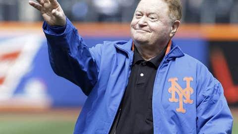 NY Mets: Rusty Staub