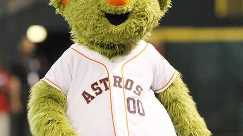 Orbit, Houston Astros