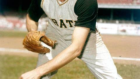 Harvey Haddix, Pittsburgh Pirates — May 26, 1959