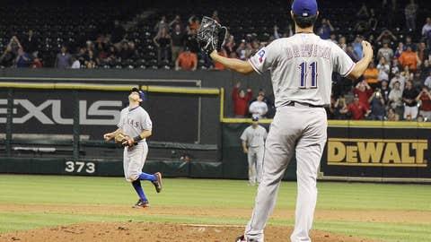 Yu Darvish, Rangers — April 2, 2013