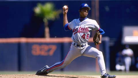 Pedro Martínez, Montreal Expos — June 3, 1995