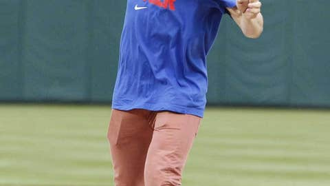 Texas: Johnny Manziel