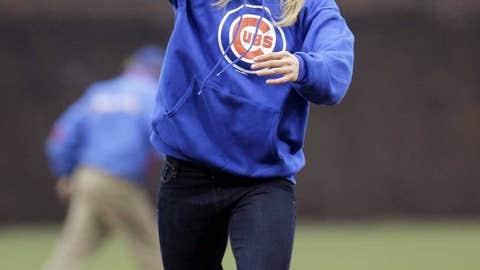 Cubs: Katie Eberling