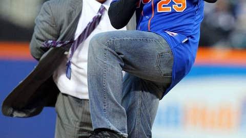 NY Mets: CM Punk