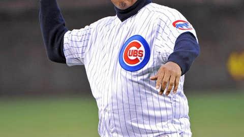 Cubs: Jesse Jackson