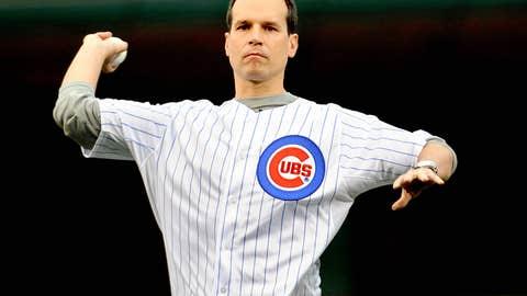 Cubs: Chris Collins