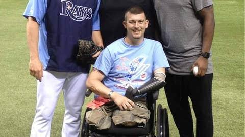 Tampa Bay: Sgt. Mike Nicholson