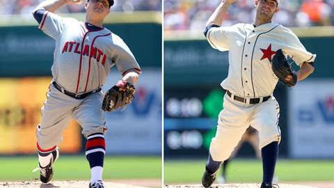 Braves vs. Tigers