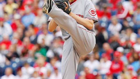 May 18: Bronson Arroyo