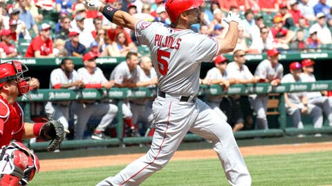 April 6: Albert Pujols