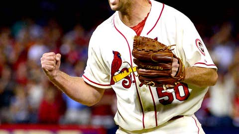 June 1: Adam Wainwright