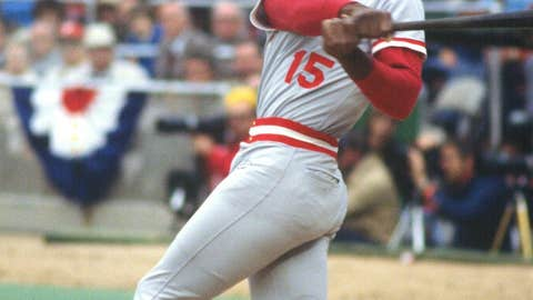 1976: George Foster