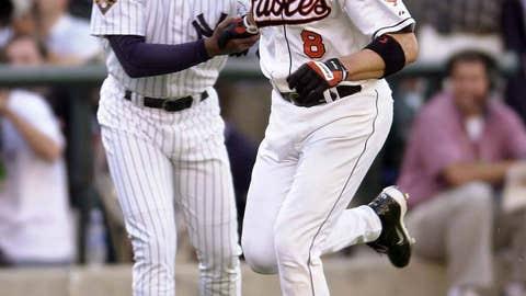 2001: Cal Ripken Jr.