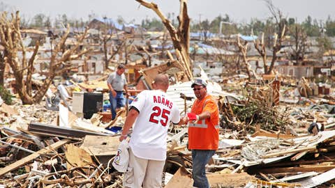 Cardinals and Royals aid Joplin