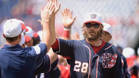 High-5's on the 4th