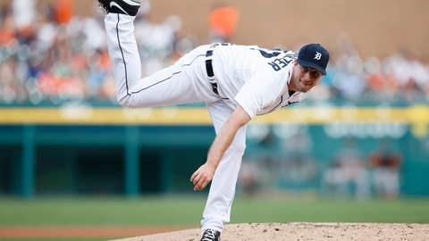 AL SP: Max Scherzer, Tigers