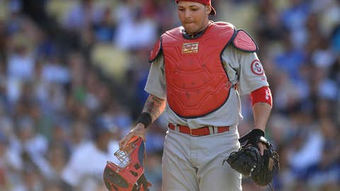 NL C: Yadier Molina, Cardinals