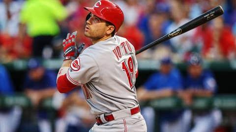 NL 1B: Joey Votto, Reds