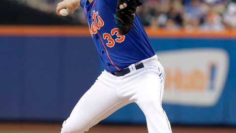 NL SP: Matt Harvey, Mets