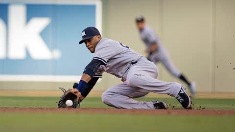 AL 2B: Robinson Cano, Yankees