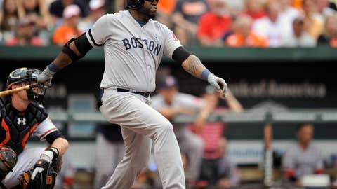 AL DH: David Ortiz, Red Sox