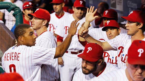 Philadelphia Phillies: C-