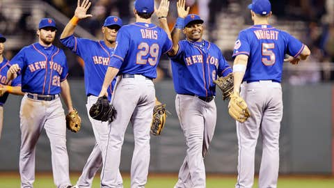 New York Mets: C-