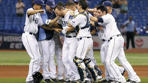Tampa Bay Rays: A-