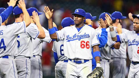 Los Angeles Dodgers: C