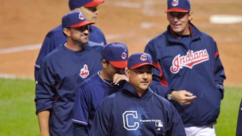 Cleveland Indians: B