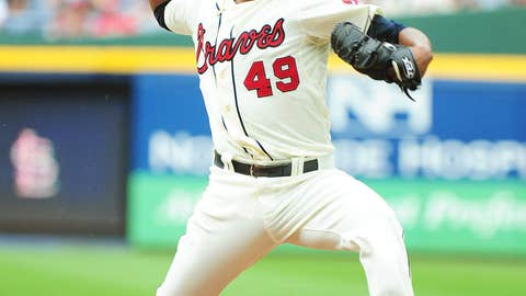 July 27: Julio Teheran