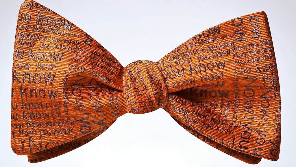 Central Michigan University Mens adult bow tie