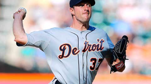 Aug. 24: Max Scherzer